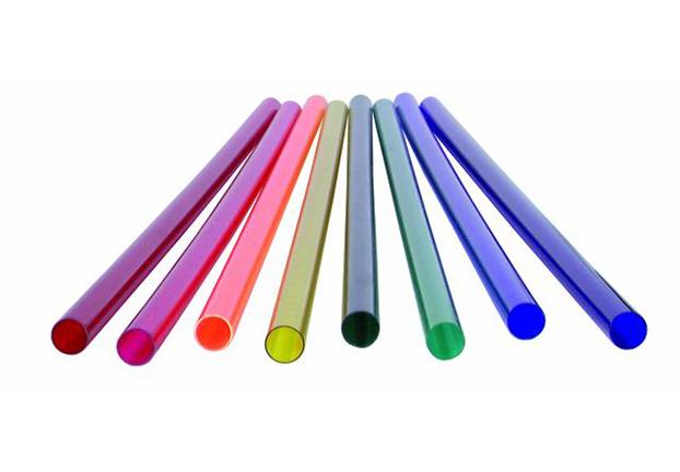 Tubi neon colorati