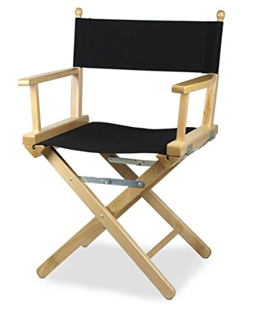 Sedie regista in legno e noleggio sedie cinefacility for Sedia design regista